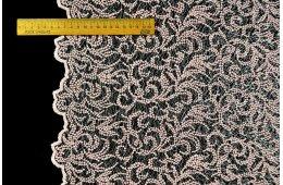 Гипюр с паеткой (Venecia) №a5-1