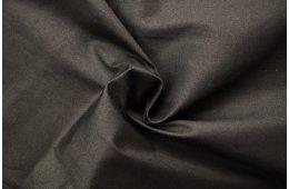 Коттон-Рубашка Однотонная №черный(17)-10
